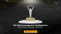 Pirelli'ye sosyal medya kullanım ödülü