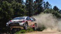 Toyota, Türkiye'de WRC zaferi hedefliyor