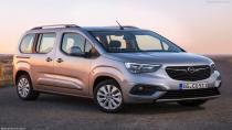 Yeni Opel Combo yollara çıkıyor