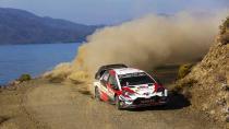 Toyota WRC Marmaris Rallsi'nde liderliğe yükseldi