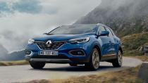 Yenilenen Renault Kadjar motor seçeneklerini güçlendirdi
