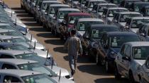 Avrupa'da otomobil satışları yüzde 31.2 arttı