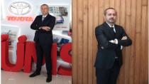 Toyota Türkiye'de iki önemli atama