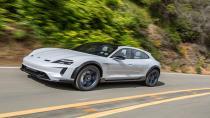 Porsche Mission E Cross Turismo seri üretim bandına çıktı