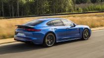 Porsche Panamera'ya iki yeni motor seçeneği