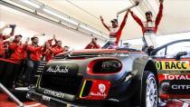 Sebastien Loeb, Citroen ile İspanya'da birinciliği yakaladı