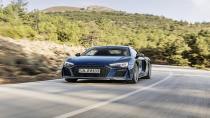 Yenilenen Audi R8 tanıtldı