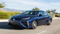 Toyota'nın hidrojen teknolojisi hızla geliyor