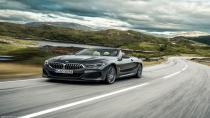 BMW 8 Serisi Convertible resmi olarak tanıtıldı