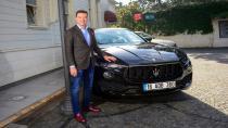 """Maserati ile Monan, Erkek Mücevher Koleksiyonu """"Kûfî"""" İçin Bir Arada!"""