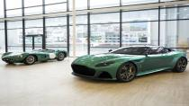 Aston Martin DBS 59 ile geçmişe yolculuk