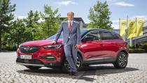 Opel'den 8 yeni model ve elektrikli otomobil atılımı