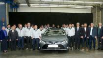 Yeni Corolla Hibrit Türkiye'de üretilecek!