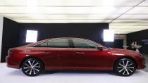 Peugeot 508l Çin'de tanıtıldı