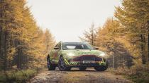 Aston Martin'in ilk SUV modeli DBX geliyor
