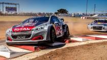 Peugeot, Dünya Rallicross Şampiyonası'nı başarıyla tamamladı