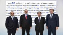 Brisa'dan Türkiye'ye 300 milyon dolara akıllı fabrika!