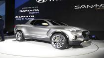 Hyundai'den pick-up sürprizi