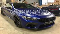 Yeni BMW M8 kamuflajsız görüntülendi