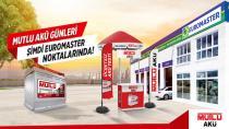 Euromaster ve Mutlu Akü'den işbirliği