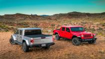 Arazi Canavarı Yeni Jeep Gladiator!
