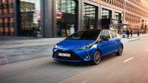 İlk Hibrit Otomobili  Yaris Hybrid Atakta…