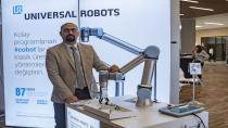 Türkiye robot kurulumunda dünyada 20'inci oldu