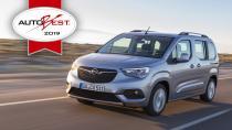 """Opel Combo Life """"2019 Avrupa'da Satın Alınması En Mantıklı Otomobil"""" Seçildi"""