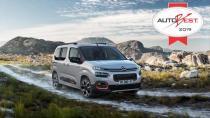 Yeni Citroen Berlingo '2019'un en iyi otomobili' seçildi