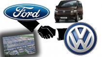VW ve Ford dev işbirliğini bugün Detroit'te açıklayacak