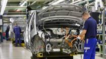 Otomotiv üretimi yüzde 12 azaldı