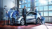 Mercedes'ten 4 yıl geçerli sınırsız km garantisi