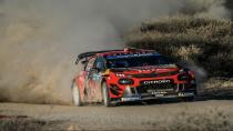 Citroen Total WRT Meksika Rallisi'nde zirvrye ulaştı