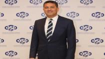 OSD Yönetim Kurulu Başkanlığı'na Haydar Yenigün seçildi