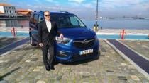 """Opel Türkiye Genel Müdürü Çağrı Öztaş: """"Yeni Combo Opel severlerin kahramanı olacak"""""""