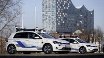 Volkswagen otonom araç testlerine başladı