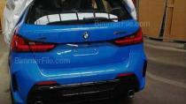 Yeni BMW 1 Serisi'nin ilk görüntüsü sızdırıldı