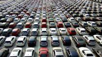 Otomobil ve hafif ticari pazarı yüzde 50 azaldı