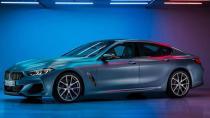 BMW 8 Serisi Gran Coupe'ye ilk bakış
