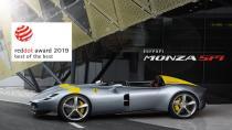 """Ferrari'ye 5. kez """"En İyinin de İyisi"""" ödülü!"""