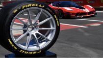 Ferrari Racing Days'de İzmit'te üretilen 10 bininci Pirelli lastiği sergilendi