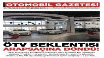 Günlük Dijital 'Otomobil Gazetesi' yeni sayısıyla Turkcell Dergilik'te