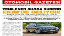 Günlük dijital Otomobil Gazetesi yeni sayısı yayında!