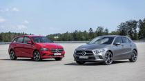 Mercedes'ten iki yeni hibrit model