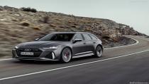 600 beygirlik yeni Audi RS 6 Avant tanıtıldı