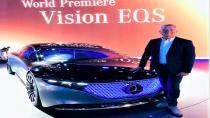 Tamamen elektrikli Mercedes-Benz 2020'de Türkiye'de
