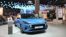 İzmitli Hyundai i10'un dünya lansmanı yapıldı!