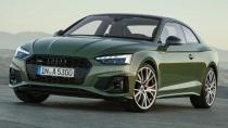 Audi A5'e hafif makyaj