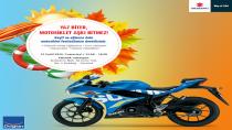 Suzuki, motosiklet tutkunlarıyla buluşuyor