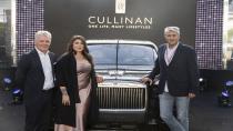 7.5 milyon TL'lik Rolls-Royce Türkiye'de!